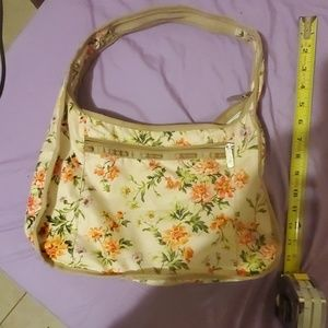 lesportsac med size handbag almost new PROMO